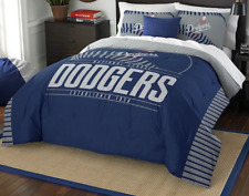 Los Angeles Dodgers 3 Piece King Bedding Set In A Bag Comforter and Shams
