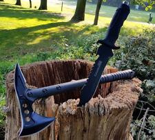 Tomahawk cuchillo machete hacha hacha Knife rettungsaxt Tactical ax Ascia hache