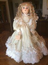 Limited Edition Porcelain Doll. Karen McGuffey Miller