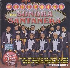CD - De La Sonora Santanera NEW Lo Esencial 3CD/DVD - FAST SHIPPING !