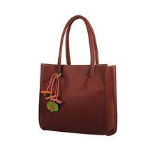 Women Leather Handbag Shoulder Bag Purse Girl Messenger Hobo Satchel Tote Bag