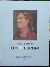 La vénérable Lucie Burlini, ST Paul de la croix…World FREE Shipping