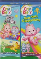 Care Bears Double Feature Movie, Bear Buddies/Cheer, There & Everywhere DVD