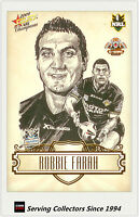 2009 Select NRL Champions Star Sketch Card SK31 Robbie Farah (Tigers)