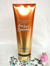Victoria's Secret  AMBER ROMANCE Fragrance Body Lotion 8 fl oz /236 mL * NEW *