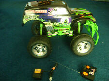Super Rare Huge 1:6 Scale 2003 Tyco 27 Mhz Grave Digger R/C Monster Truck