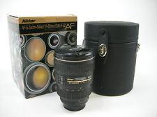 Nikon Zoom-NIKKOR E18NK1735D 17-35mm f/2.8 AF-S D IF ED Lens