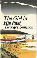 Girl in His Past by Georges Simenon (Hardback, dust wrapper 1976)