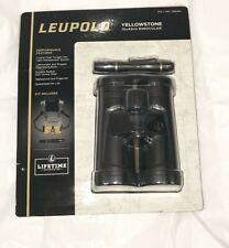 Leupold Yellowstone 10x42mm Waterproof Binocular w/ Harness & Lens Pen Black