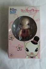 Toy2R 2.5 inches Qee Alice Cherry Blossom Series No 1 Toy Chain Collection Fig