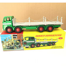 1:43 Atlas Dinky Toys DINKY SUPERTOYS 935 LEYLAND OCTOPUS FLAT TRUCK WITH CHAINS