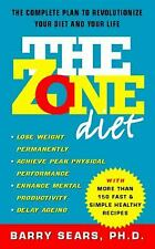 The Zone Diet by Sears, Barry