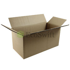 200 8x4x4 Cardboard Packing Mailing Moving Shipping Boxes Corrugated Box Cartons
