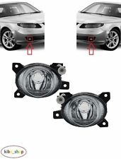 SAAB 9-5 2004 - 2010 2X NEW FRONT FOG LIGHT LAMPS LEFT + RIGHT