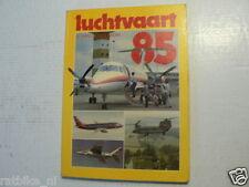 AIRPLANES ALK 1985 HAVILLAND,EMBRAER,ROBIN,DATWYLER,SKYFOX,TRAGO MILLS,AGUSTA,CE