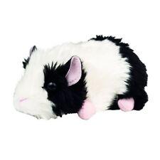 Teddy Hermann Meerschweinchen, schwarz/weiß, 15 cm