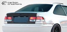 96-00 Honda Civic 2DR Carbon Fiber OE Trunk 106381