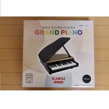 Kawai mini Grand Piano Toys for kids Black type 25 Keys F5-F7 made in Japan New