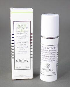Sisley Intensive Serum With Tropical Resins 1 oz / 30 ml New In Box