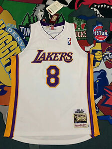Kobe Bryant Lakers 2003-04 Alternate Mitchell and Ness Authentic Jersey