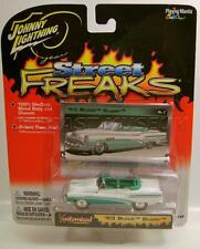 1953 '53 BUICK SUPER KUSTOMIZED STREET FREAKS JOHNNY LIGHTNING DIECAST