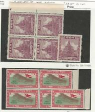 Nepal, Postage Stamp, #55, 103 Mint NH Blocks, 1949-1959