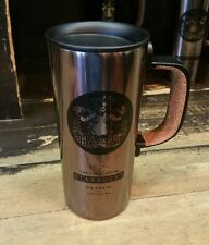 The First Starbucks Pike Place Seattle Tall Size Tumbler Cup Mug w/Handle 2016