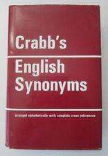 Crabb's English Synonyms-George Crabb