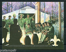 GUINEE 1998, BLOC timbre 138Q , SCOUTISME, neuf**, VF MNH, SCOUTING