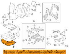 TOYOTA OEM 13-16 Camry Driver Seat-Foam Cushion Pad 7151206361