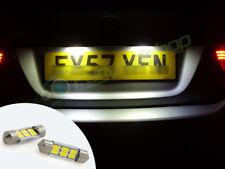 LED Trasero Bombillas De Matrícula Luces Repuesto para ROVER MINI 69-00 Clásico