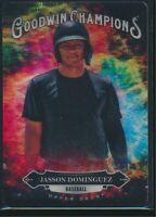 2020 Goodwin Champions 3-D Lenticulars Splash of Color Jasson Dominguez #145