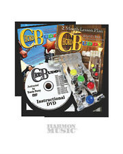 Chord Buddy Learn to Play Guitar Easy System DVD Book ChordBuddy Lessons