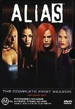 ALIAS - THE COMPLETE FIRST SEASON 6DISC-SET New & Sealed, Region: 4 PAL