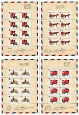 Gibraltar 2013  Europa postvervoer   EUROPE  --S H E E T L E T S -- postfris/MNH