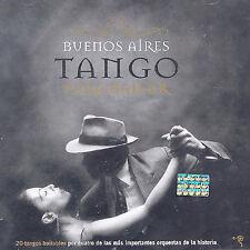 VARIOUS ARTISTS - BUENOS AIRES TANGO PARA BAILAR (NEW CD)