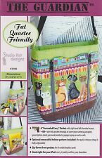 The Guardian Purse, Totebag Pattern, DIY with Concealed Carry Pocket for Weapon