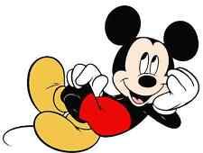 Mickey Mouse Hierro en T Shirt transferencias