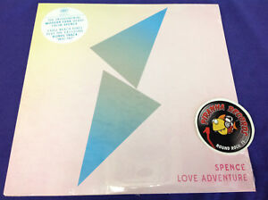 Spence Love Adventure LP Austin Boogie Crew TX Modern Funk 2017 Piranha Records