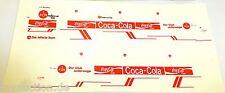 1 FCN COCA COLA etichetta scritta per BUS PER WIKING O303 RHD U. A.H0 1:87 Â