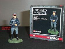 Corgi CC59184 avance Manfred von Richtofen piloto alemán Metal Soldado de juguete