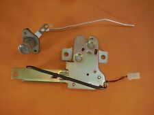 Miatamecca Used Trunk Latch W/ Tumbler Fits 04-05 Mazda Miata MX5 NC8856820A OEM