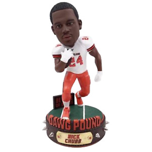 Nick Chubb Cleveland Browns Dawg Pound Series Bobblehead NFL New in box