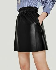 e755cbe1a Zara Faux Leather Skirts for Women for sale | eBay