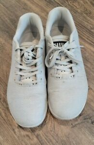 NOBULL SuperFabric CrossFit Trainers Arctic Heather Grey Sneaker Men's Size 10