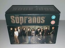 🔶️THE SOPRANOS - COMPLETE COLLECTION BOXED DVD 2012 28-DISC SET RG 2 HBO