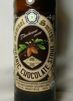 Samuel Smith's Organic Chocolate Stout Beer Bottle WITH Cap 12 oz (empty)