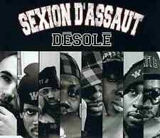 Désolé SEXION D 'ASSAUT (2010) CD