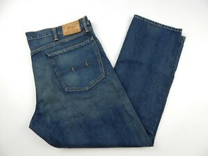 Polo Ralph Lauren Varick Slim Straight Warwick Wash Jeans Men's 38 40 42