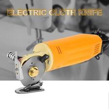 Kit Macchina Taglierina Professionale Forbice Elettrica Cloth Cutter per Tessuto